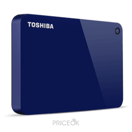 Жесткий диск, SSD-Накопитель Toshiba Canvio Advance 2TB Blue (HDTC920EL3AA)