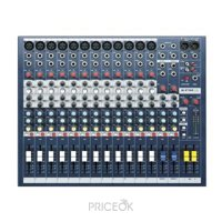 Фото SOUNDCRAFT EFX12