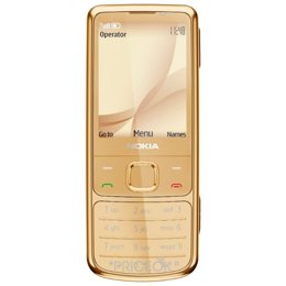 Фото Nokia 6700 Classic  Gold Edition