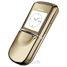 Фото Nokia 8800 Sirocco Edition Gold