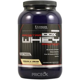 Протеин Ultimate Nutrition Prostar 100% Whey Protein 907 g