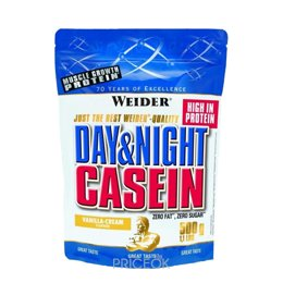 Фото Weider Day & Night Casein 500 g (20 servings)