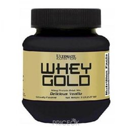 Протеин Ultimate Nutrition Whey Gold 34 g