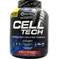 MuscleTech Cell-Tech 2740 g