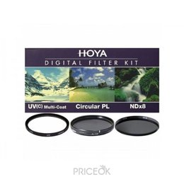 Светофильтр HOYA Digital Filter Kit 55mm