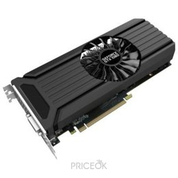 Видеокарту Palit GeForce GTX 1060 StormX 6Gb (NE51060015J9-1061F)