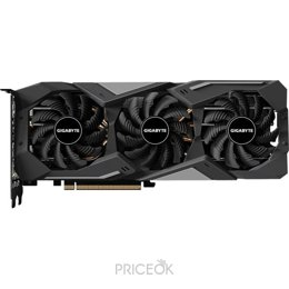 Видеокарту Gigabyte GeForce RTX 2060 SUPER GAMING OC 3X 8G (GV-N206SGAMING OC-8GD)