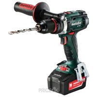 Фото Metabo BS 18 LTX Impuls 4.0Ah x2 Case