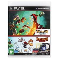 Фото Rayman Legends (PS3)