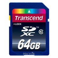 Transcend TS64GSDXC10