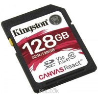Фото Kingston SDR/128GB